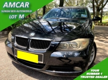 2006 BMW 3 SERIES 320I (A) SPORT LOW MILEAGE [SELL BELOW MARKET]