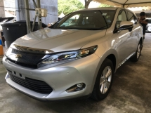 2017 TOYOTA HARRIER HARRIER 2.0 PREMIUM SUV SUN ROOF POWER BOAT FULL VIEW CAMERA