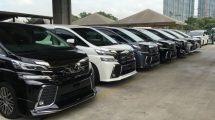 2016 TOYOTA VELLFIRE 2.5ZG Edition MPV P-CRS FULL VIEW CAMERA LIKE NEW