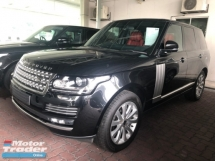 2013 LAND ROVER RANGE ROVER VOGUE 5.0 AUTOBIOGRAPHY (Unreg)