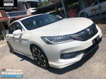 2017 HONDA ACCORD 2.4 VTI-L  FACELIFT (A) VIP NO 52 Under Warranty