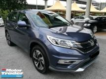 2016 HONDA CR-V 2.4 4WD (A)
