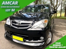 2008 TOYOTA AVANZA 1.5G FACE LIFT (A) VVTI 1 OWNER SALE