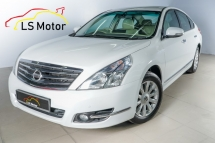 2012 NISSAN TEANA 2.0L LUXURY -Max Loan -Leather Seat -New Tyre