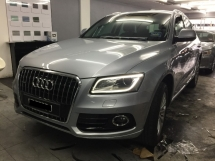 2015 AUDI Q5 2.0 TFSI Facelift 28K KM Under Warranty