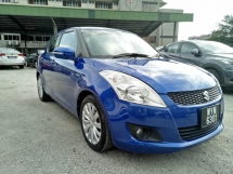 2013 SUZUKI SWIFT 1.4 (A) VVT One Owner Push Start