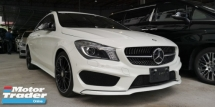 2015 MERCEDES-BENZ CLA 180 AMG SPORT 1.6 / JAPAN TIPTOP CONDITION STOCK / PUSH START / READY STOCK