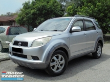 2009 TOYOTA RUSH  1.5 G (A) 7-Seater TipTOP Condition LikeNEW