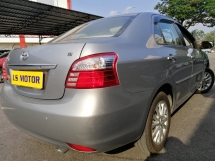 2010 TOYOTA VIOS 1.5G (AT) G Spec Model -1 Owner -91Kkm Full Service record With Toyota