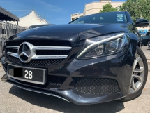 2016 MERCEDES-BENZ C-CLASS Mercedes Benz C200 2.0 W205 AVANTGARDE Local