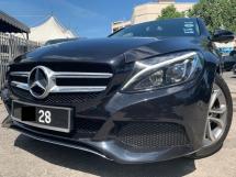 2016 MERCEDES-BENZ C-CLASS Mercedes Benz C200 2.0 W205 AVANTGARDE Local