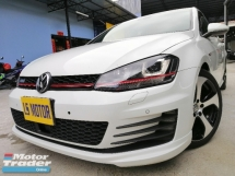 2013 VOLKSWAGEN GOLF GTI 2.0 MK7  UNREG  - JAPAN SPEC - 6SPEED DSG - ABT BODYKIT -  PUSH START - PADDLE SHIFT - TOUCHING SCREEN MONITOR - 4NEW TYRE - FULL LOAN - 9YRS REPAYMENT - LIKE NEW - VIEW TO BELIEVE.....