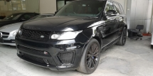 2015 LAND ROVER RANGE ROVER SPORT 5.0 SVR / READY STOCK / ORI MILEAGE NO TAPPED / DON'T MISS OUT THIS TIME