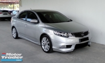 2013 NAZA FORTE  1.6 SX 6-Speed High Spec Facelfit