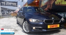2013 BMW 3 SERIES 328i LUXURY 2.0 ( A ) F30 TWIN POWER TURBO !! FULL SERVICE RECORD BY AUTO BAVARIA !! NEW FACELIFT !! PREMIUM FULL SPECS COMES WITH PUSH START PADDLE SHIFT !! ( WXX 8949 ) 1 CAREFUL OWNER !!