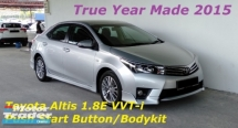 2015 TOYOTA ALTIS 1.8 TRD Bodykit P/Start Facelift Model