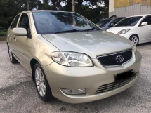 2005 TOYOTA VIOS 1.5G(A)SUPER CONDITION TIP TOP