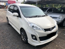 2016 PERODUA ALZA 1.5 SE FACELIFT (A) FULL LOAN