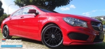 2016 MERCEDES-BENZ CLA 2016 MERCEDES BENZ CLA 250 2.0 AMG NEW FACELIFT TURBO UNREG JAPAN SPEC
