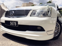 2011 NISSAN SYLPHY Nissan SYLPHY 2.0 LUXURY Spec DVD LeatherSeat