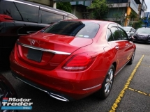 2014 MERCEDES-BENZ C-CLASS C180 AVANTGARDE SPECIAL COLOR JAPAN IMPORTED - UNREG