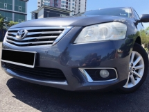 2010 TOYOTA CAMRY Toyota CAMRY 2.0 G Spec New Facelift DVD Leather Seat 2.4 (A)