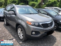 2011 KIA SORENTO 2.4 (A) P/START PANAROMIC ROOF