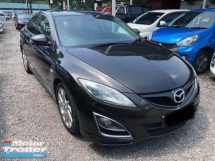 2010 MAZDA 6 2.5 (A) KEYLESS P/S LEATHER SEAT