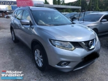 2015 NISSAN X-TRAIL 2.0 (A) PUSH START FULL LOAN