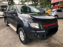 2013 FORD RANGER 2.2 XL (M) ONE OWNER FULL LOAN