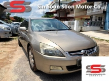 2007 HONDA ACCORD 2.4 PREMIUM VTEC FULL Spec(AUTO)2007 Only 1 UNCLE Owner, HONDA RECORD, LOW Mileage, TIPTOP, ACCIDENT-Free, with LEATHER Seat+AIRBEG