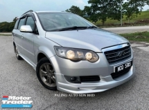 2012 CHERY EASTAR 2.0 (A) PREMIUM 7 SEATER