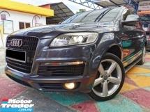 2009 AUDI Q7 Audi Q7 3.0 TDi QUATTRO S LINE BOSE PWBOOT MMi 2009/2013