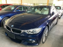2015 BMW 4 SERIES 428i Msport Grand Coupé 2.0 unregistered