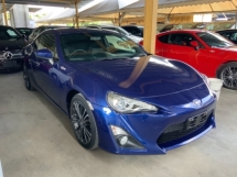 2016 TOYOTA 86 2.0 back camera push start japan unregistered