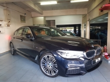 2018 BMW 5 SERIES 530I M-SPORT Done 11k km