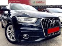 2013 AUDI Q3 Audi Q3 2.0 Quattro S-Line Local Spec 8 Speed