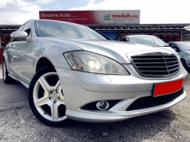2008 MERCEDES-BENZ S-CLASS  S350 3.5 AMG Facelift SunRoof Power Boot 1 Onwer Low Mileage