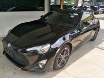 2015 TOYOTA 86 2.0 SEMI AUTO 200 HP