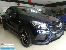 2016 MERCEDES-BENZ GLE 450 AMG COUPE 1 YEAR WARRANTY PROVIDED