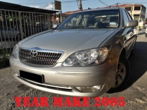 2005 TOYOTA CAMRY 2.0E FACELIFT NEW 1 OWNER WELL KEEP