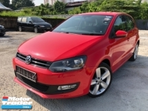 2013 VOLKSWAGEN POLO 1.2 TSI,hatchback (CBU) accident Free,one owner,Full service Record