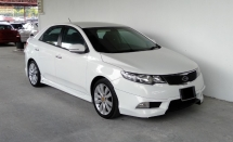 2011 NAZA FORTE 1.6 SX 6-Speed High Spec Facelfit