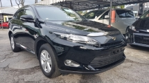2014 TOYOTA HARRIER 2014 Toyota Harrier 2.0 Elegance Electric Seat Unregister for sale