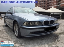 2002 BMW 5 SERIES REG 2005 BMW 525I 1 Lady Onwer Very LowMileage View To Belive Contact Us Right Now !