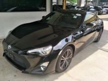 2015 TOYOTA 86 2.0 SEMI AUTO 6 SPEED 200HP VSC MODE 17 SPORT RIM CLIMATE AIRCOND CONTROL PUSH START KEYLESS ENTRY