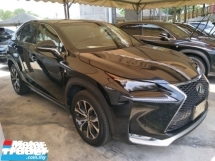 2015 LEXUS NX 2.0 TURBO 360 SURROUND CAMERA SUNROOF POWER BOOT NAPPA LEATHER MEMORY SEATS FREE WARRANTY