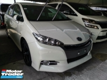 2016 TOYOTA WISH Toyota Wish 1.8 S