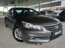 2012 HONDA ACCORD 2.0 VTI-L FACELIFT (A) ELECTRIC SEAT