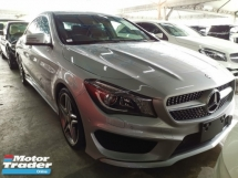 2014 MERCEDES-BENZ CLA Mercedez CLA250 AMG Sports 2.0